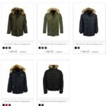 Sleva 50 % na zimní bundy Geographical Norway - S-fashion