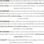 Sleva 15 % na každou objednávku - Bushman (bushman.cz)
