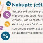 PEXO.cz - Mega výprodej - sleva 50 % a víc