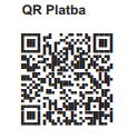 platba přes qr kód