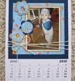 Návod, jak vytvořit kalendář z vlastních fotografií.