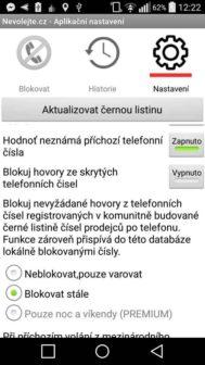 aplikace Nevolej