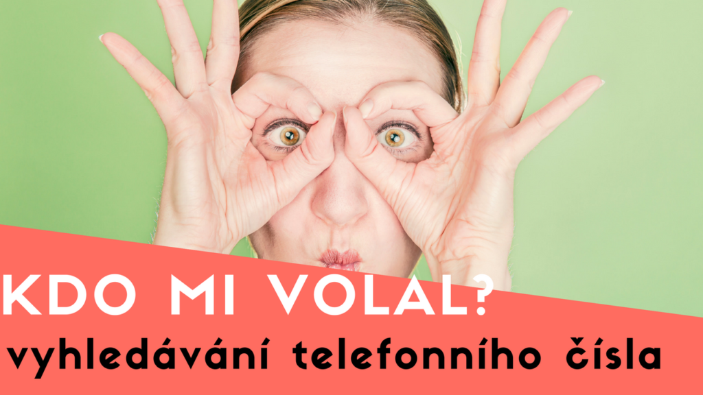 Vyhledávání podle telefonního čísla