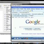 Virtual Box a spuštěný Linux