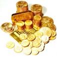 Jak a kde zakoupit zlato, jak sledovat ceny této komodity a další informace o trhu cenných měn.