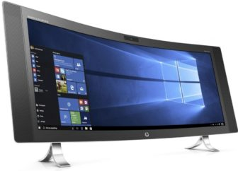 hp envy pro curved