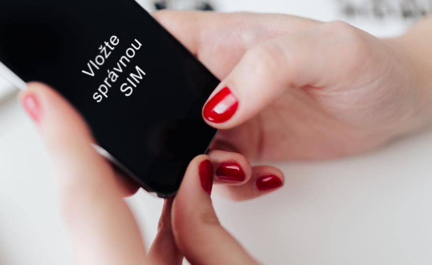 Jak odblokovat telefon