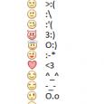 Je možné, že jste si už všimli, že vaši přátelé na Facebooku používají různé smajlíky. Vposlední době se však nepoužívá pouze klasický usměvavý, zamračený či posílající polibek, ale je jich […]