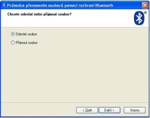 průvodce ve Windows XP