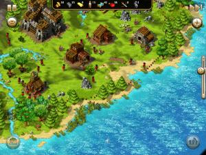 Settlers HD (verze pro iPad)
