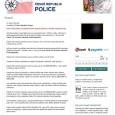 Postup odvirování nehezkého případu viru, snažícího se vzbudit dojem, že je varováním od české policie.