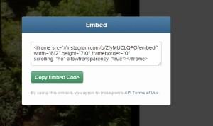html kód pro vložení na web