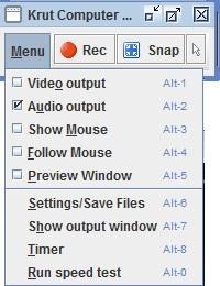 Nastavení audio výstupu