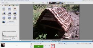 Obrázek a tlačítko exportovat