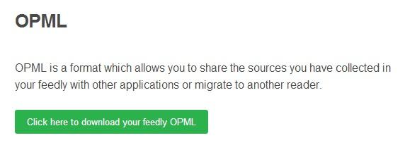 Ukládání OPML