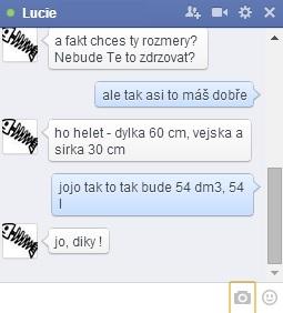 Chat na FB