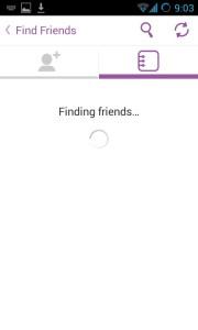 Vyhledávání přátel