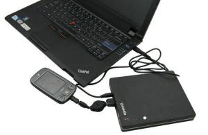 Externí baterie do notebooku