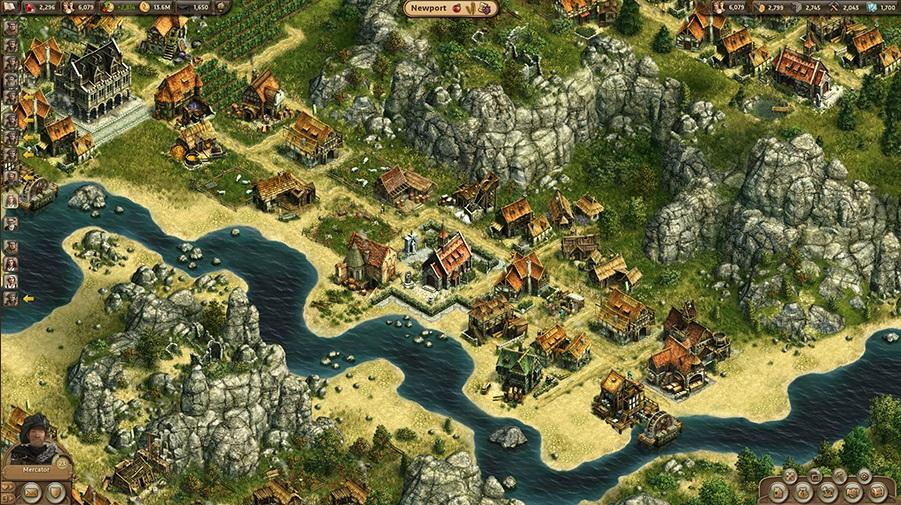 Herní mapa