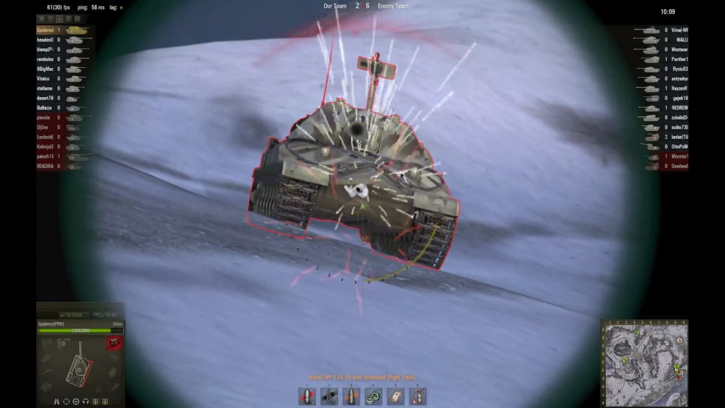 Recenze hry World of Tanks