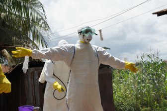 Preventivní opatření proti ebole