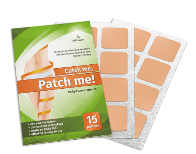 Náplast Catch me Patch me