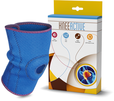 Knee Active Plus – recenze, diskuze, zkušenosti