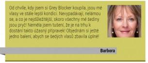 grey blocker reference