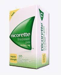 nicorette recenze