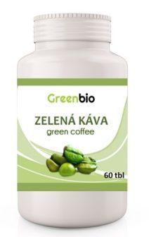 tablety se zelenou kávou