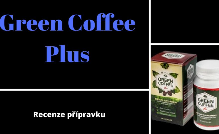 Green Coffee Plus – recenze, diskuze, zkušenosti