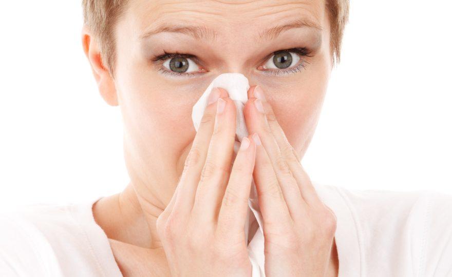 Nepříjemné onemocnění zvané alergie