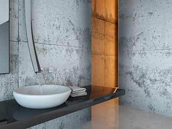 Nanoimpregnace betonu a kamene