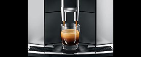Jednička mezi firemními kávovary