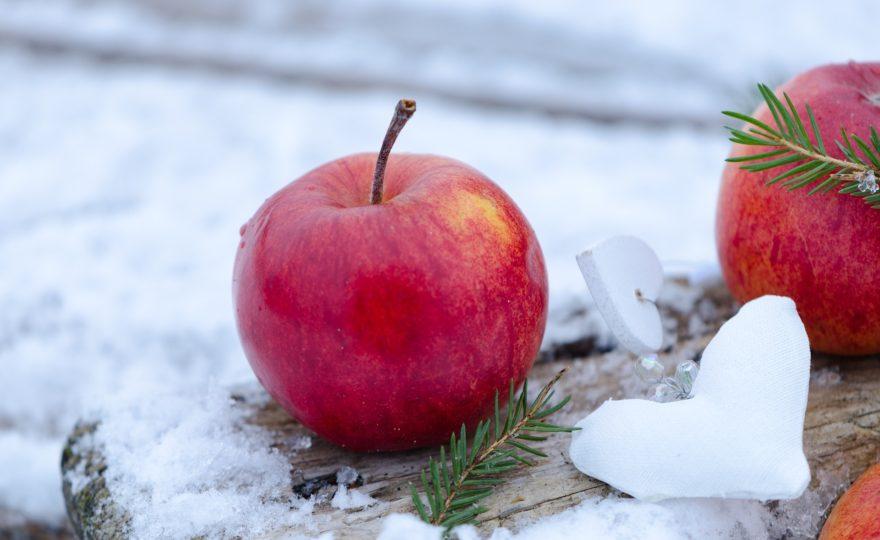 Ideální ovoce do mrazivých dnů