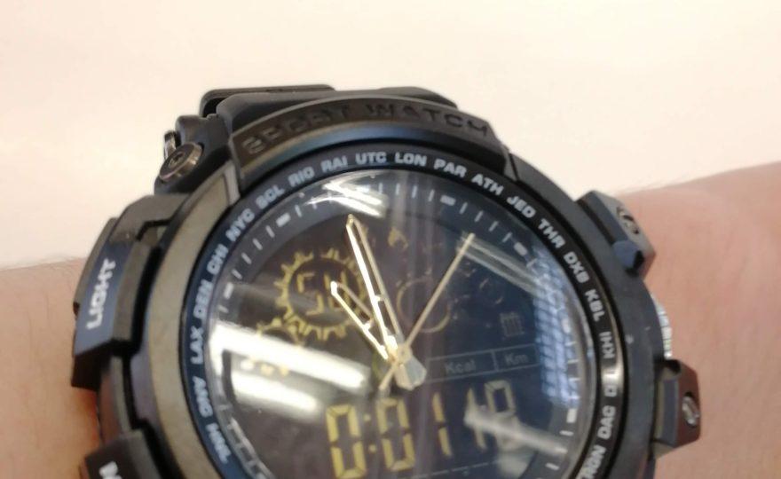 Recenze: hodinky Diggro DI10