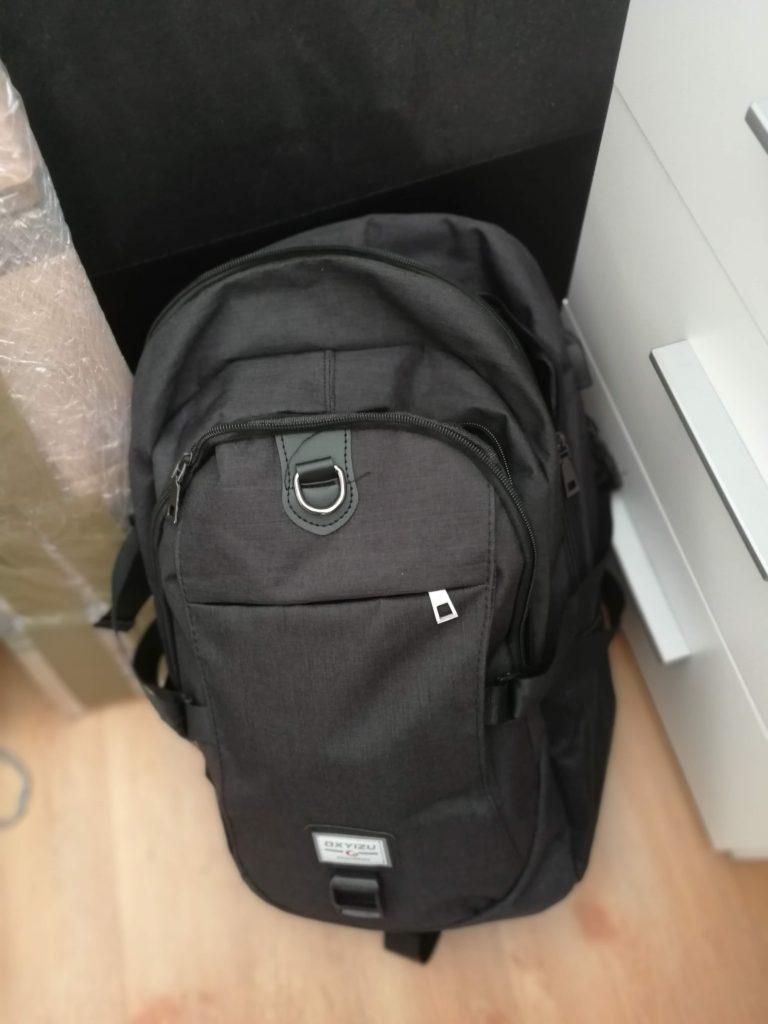 Batoh s USB portem z Gearbest – jaký je?