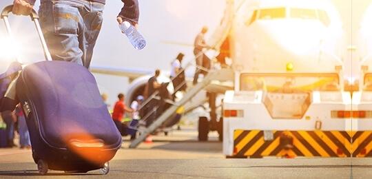 Jak postupovat při zpoždění zavazadel