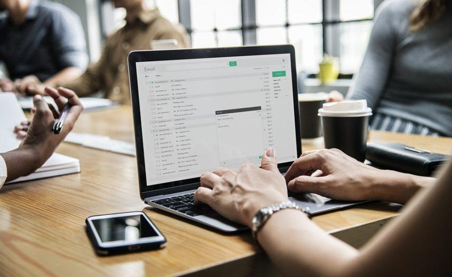 Jak vytvořit vlastní emailovou adresu
