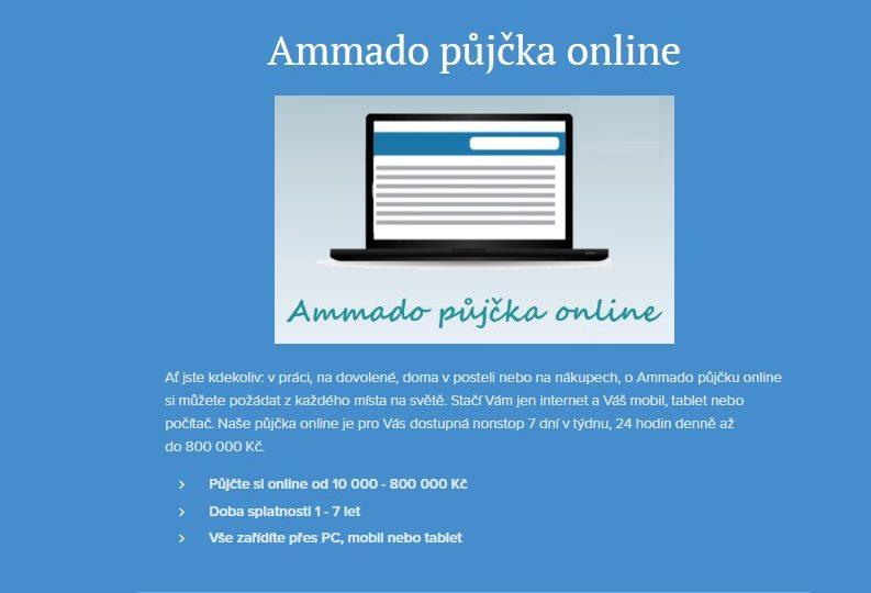 Jak si podat online žádost o půjčku
