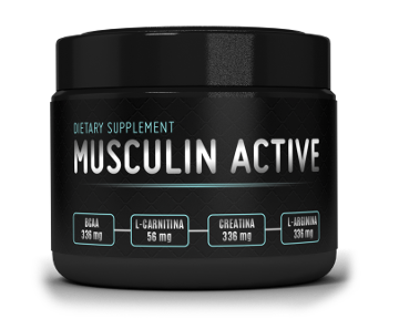 Recenze: Musculin Active