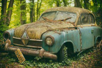 Jak ekologicky zlikvidovat vozidlo