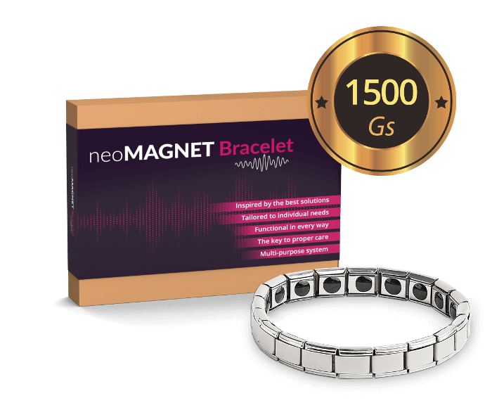 Recenze: Neomagnet Bracelet