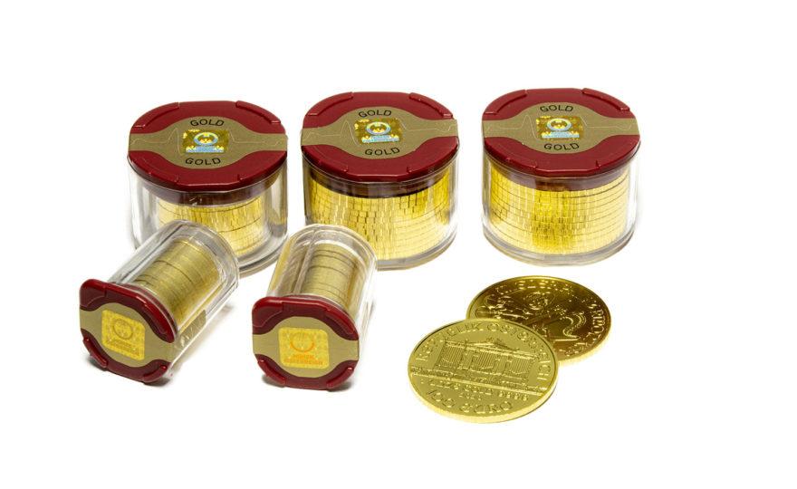 Zlaté slitky, nebo mince? Nechte si poradit!