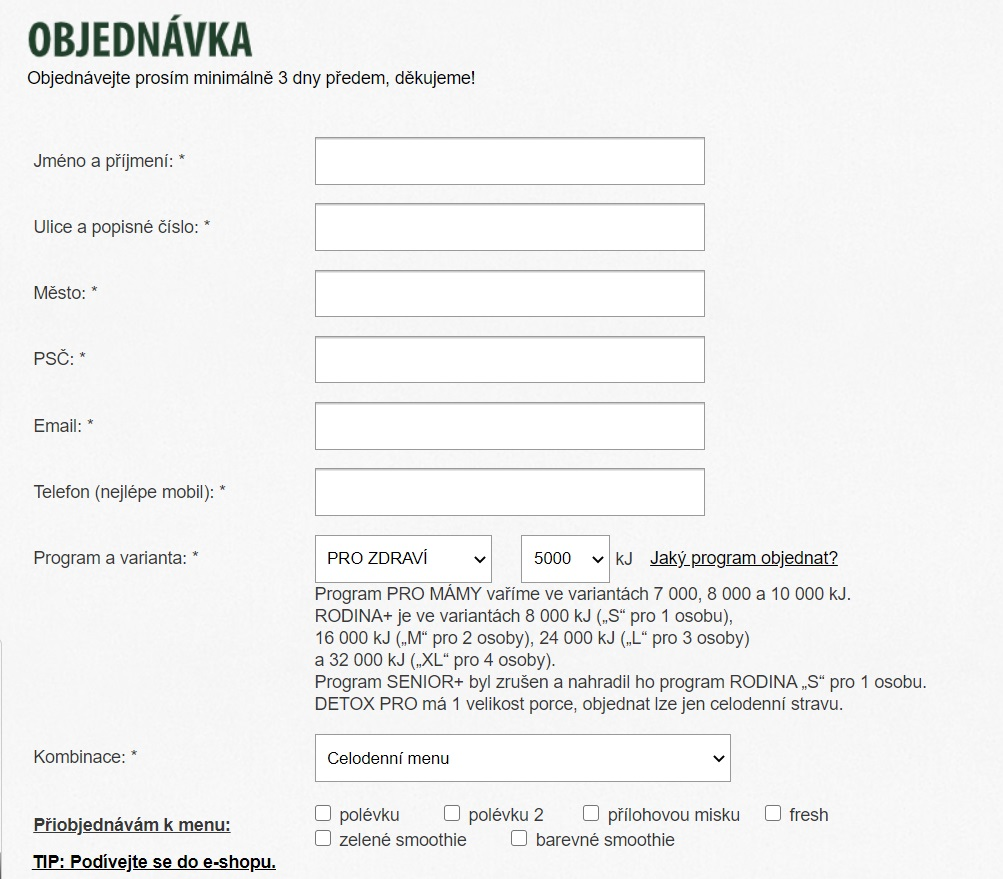 Zdravéstravování.cz
