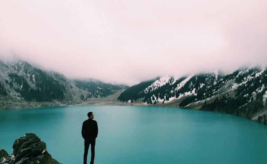 Úspěšný muž: buďte spokojený sám se sebou