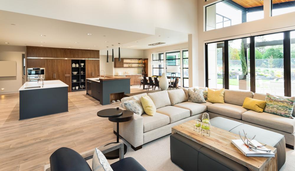 Jak si zařídit obývací pokoj bez přešlapů
